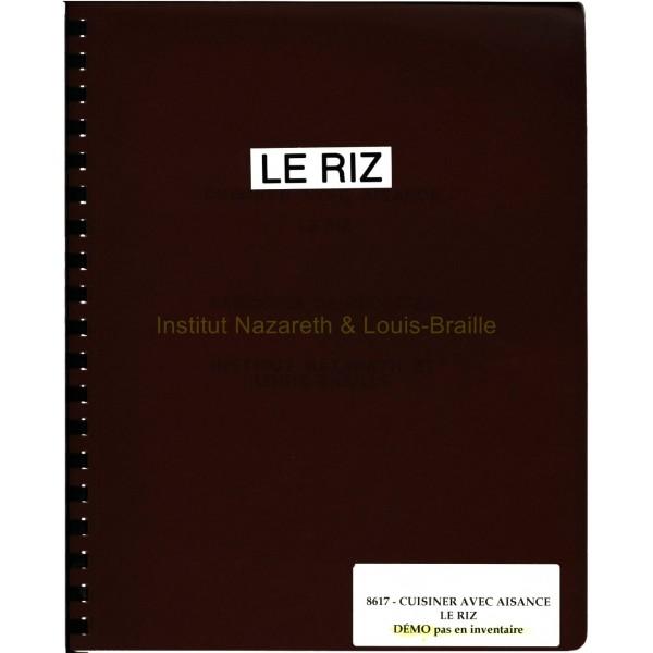 Fascicule De Recettes Cuisiner Avec Aisance Le Riz Imprim